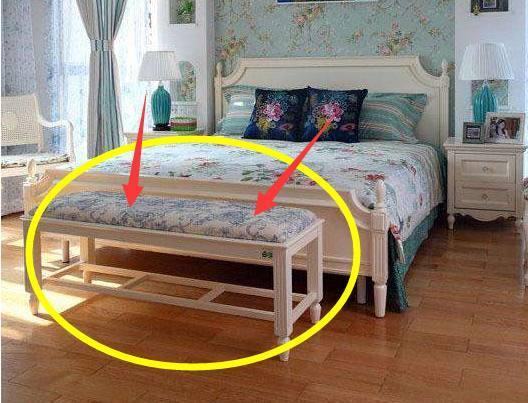 noithatqdh-băng ghế cuối giường